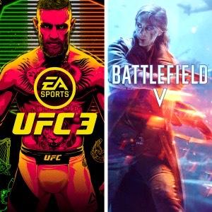 UFC3 und BF 5 um 20€!