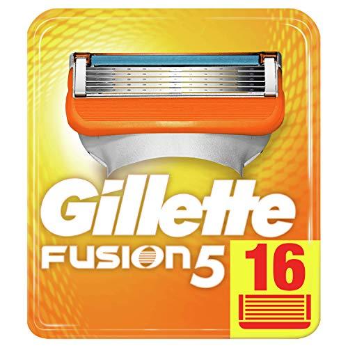 16x Gilette Fusion 5 Rasierklinge