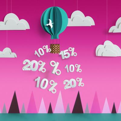 Lokal: Dornbirn Messepark Days - Rabatte von 10-20% 25.–27.6.2020