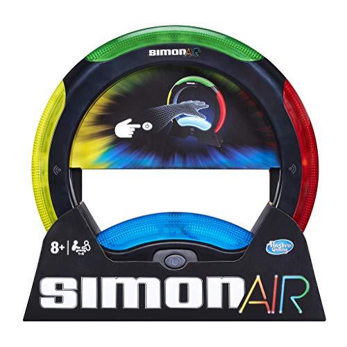 Hasbro - Simon Air, Geschicklichkeits- und Reaktionsspiel für Kinder, ab 8 Jahren