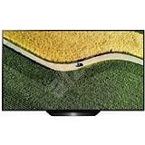 LG OLED55B9SLA 139 cm 55 Zoll OLED Fernseher / 4K, Triple Tuner, Dolby Vision, Dolby Atmos, Cinema HDR, 100 Hz, Smart TV
