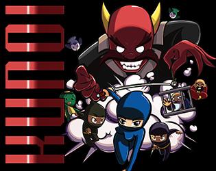 Kunoi (PC) + Kunoi Soundtrack gratis auf itch.io - Retrostyle Ninja Action