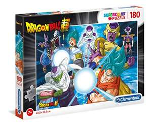 Clementoni Puzzle 180 Supercolor Dragon Ball