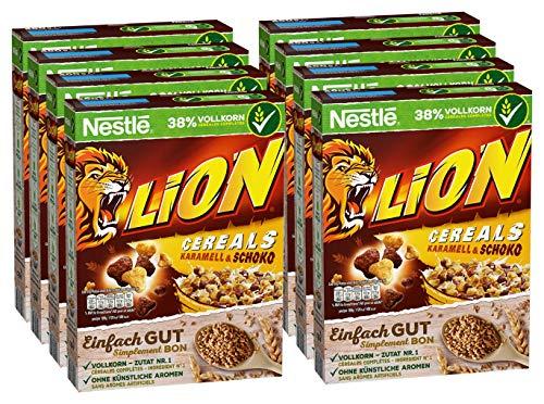 Nestlé Lion Cereals 8er Pack (8 x 400 g)