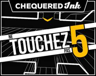 Ne Touchez Pas 5 (PC) gratis auf itch.io - Geschicklichkeitsspiel