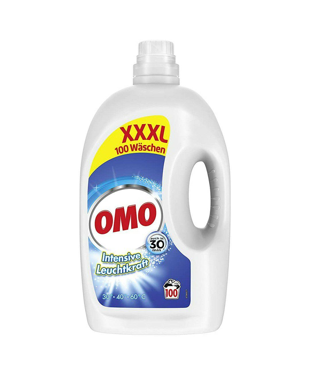 OMO Flüssigwaschmittel 100 WL