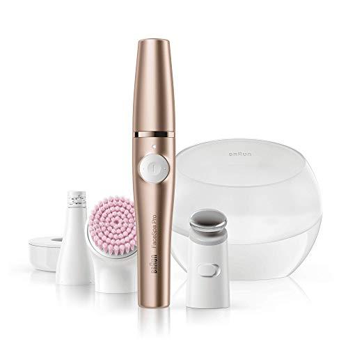 Braun Pro 921 FaceSpa, 3-in-1 Beauty Gerät für das Gesicht