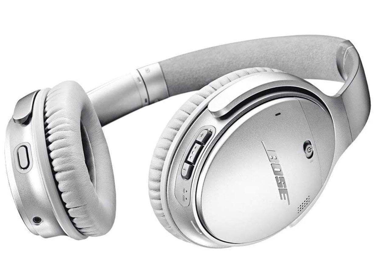 [amazon deals] Bose QuietComfort 35 (Serie II) ANC Silber