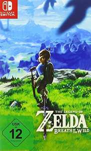 Zelda - Breath of the Wild (Nintendo Switch)