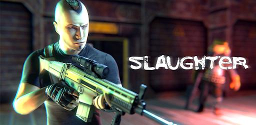 Slaughter gratis im Apple Store (iPhone, iPad, und iPod touch) als iMitternachtssnack