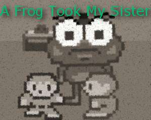 A Frog Took My Sister (PC) gratis auf itch.io