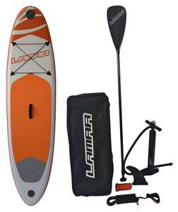 LAMAR Stand Up Paddle ca.280/71/15cm nur 7 kg inkl. Tasche, Paddle, Pumpe