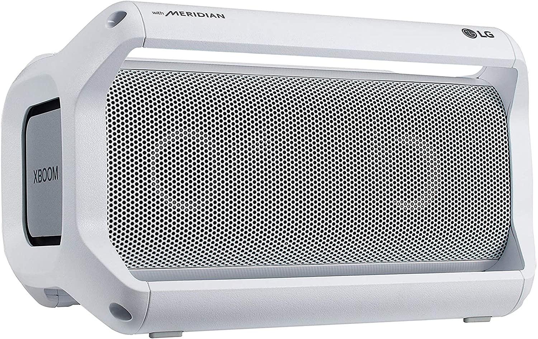 LG PK5W Outdoor Bluetooth Lautsprecher mit Meridian Technologie