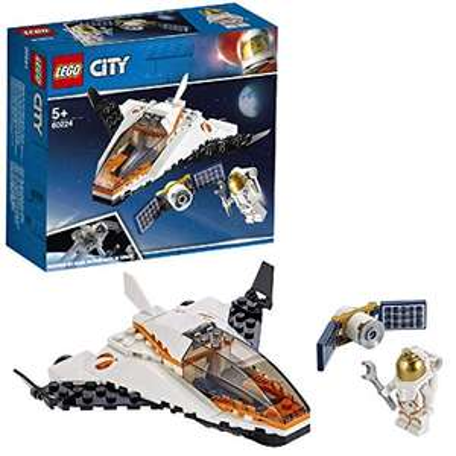 Lego City: Satelliten-Wartungsmission (60224)