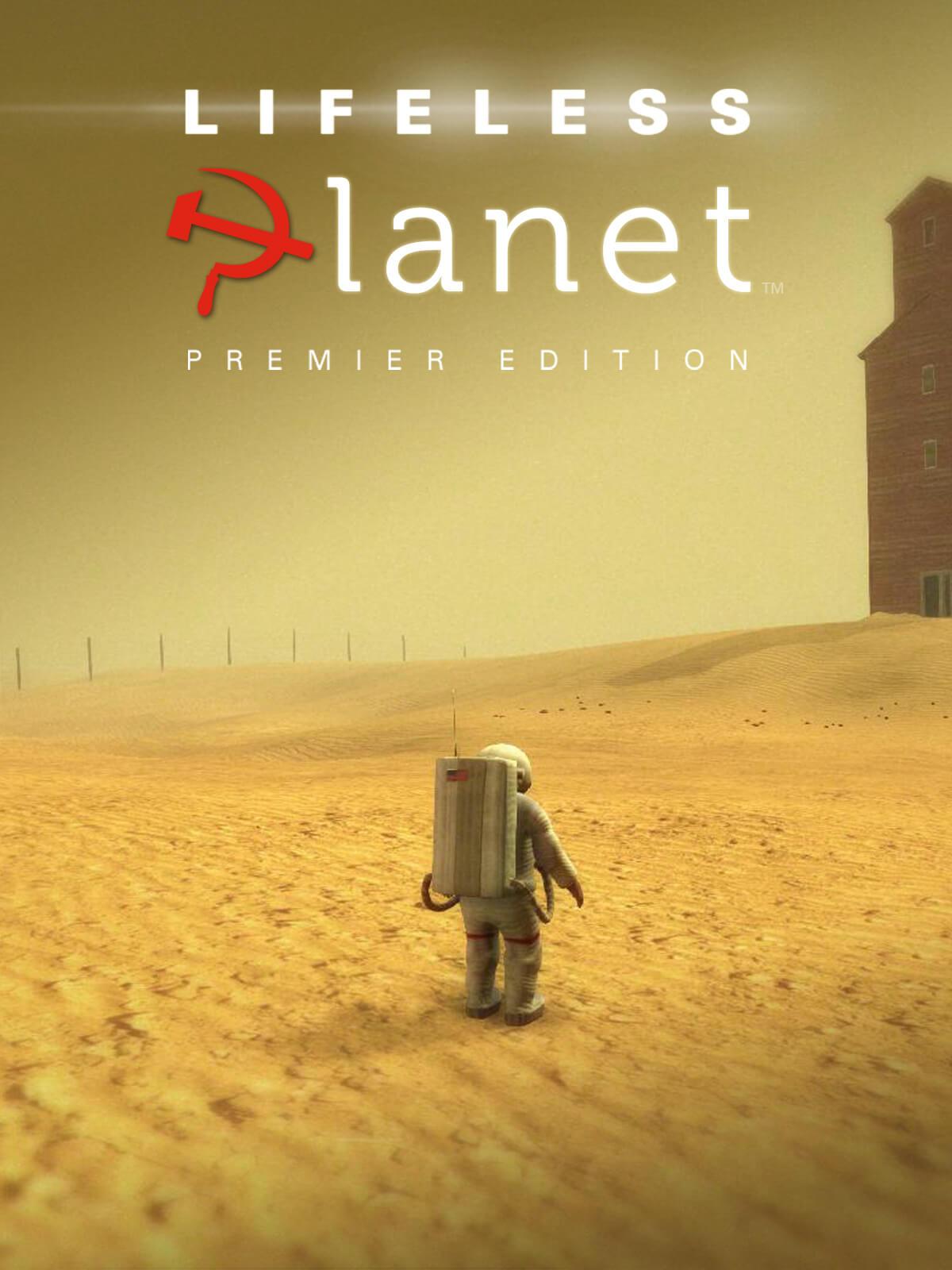 Lifeless Planet PREMIER EDITION (PC) gratis im Epic Store ab 9.7.20