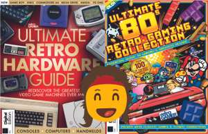 [FuturePublishing] Retro Gamer Ultimate Retro Hardware Guide, Ultimate 80s Retro Game Collection