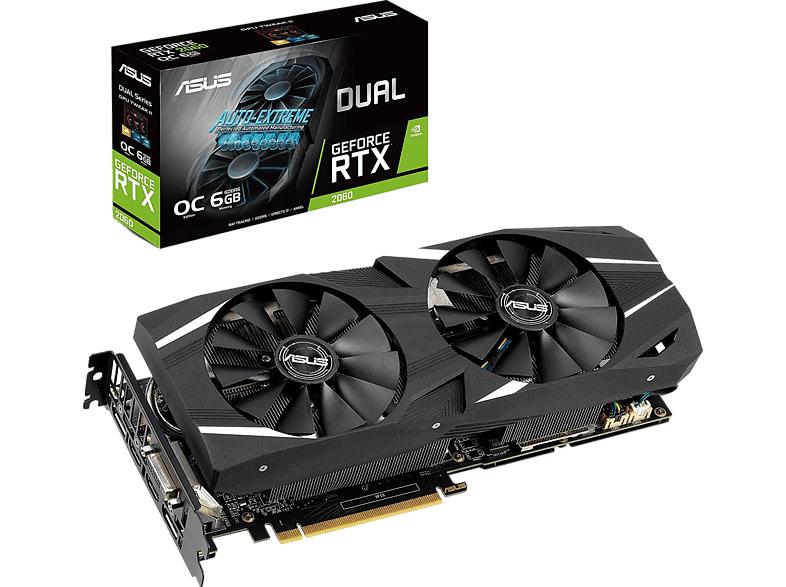 ASUS Dual GeForce RTX 2060 Evo