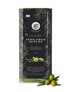 Amazon Happy Belly Select – Griechisches natives Olivenöl extra, 5l (Prime)