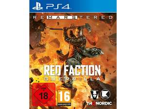 Red Faction Guerrilla Re-mars-tered [XBOX One + PS4] bei Saturn oder Media Markt