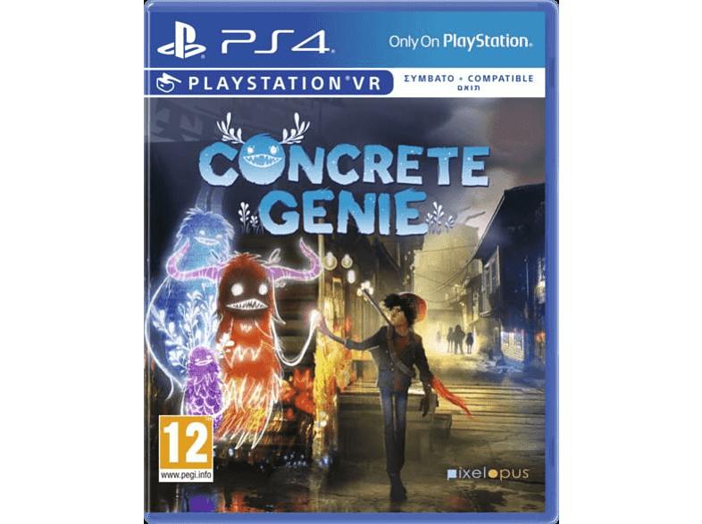 Concrete Genie (PS4) bei Saturn zum Hammerpreis