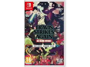 No More Heroes - Travis Strikes Again (Nintendo Switch) - SATURN