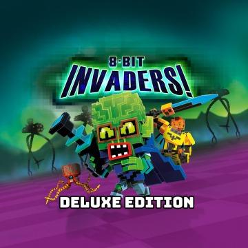 8-Bit Invaders! - Deluxe Edition um 34 Cent (mit PS Plus) sonst 2,09 Euro statt 34,99 im PSN Store