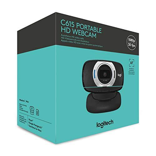 Logitech C615 - FullHD Webcam (Vorbestellen! - aktuell nicht Verfügbar)