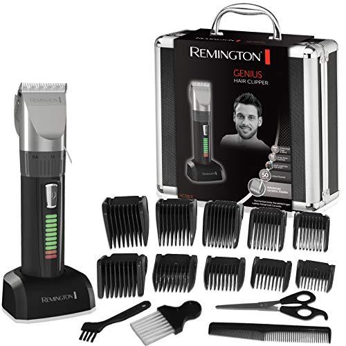 Remington Haarschneidemaschine HC5810 mit 10 Aufsätzen und Zubehör