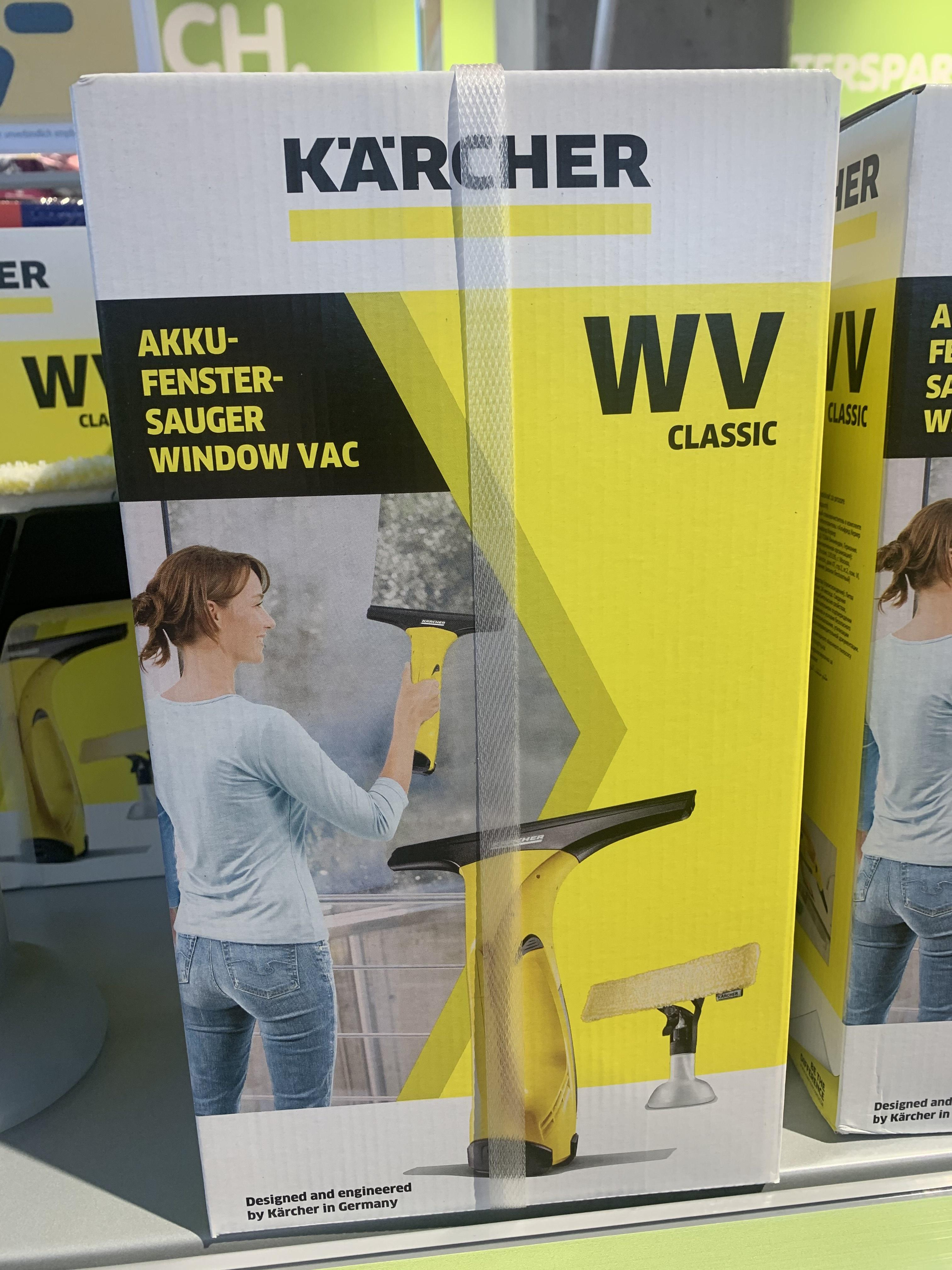 Kärcher WV Classic