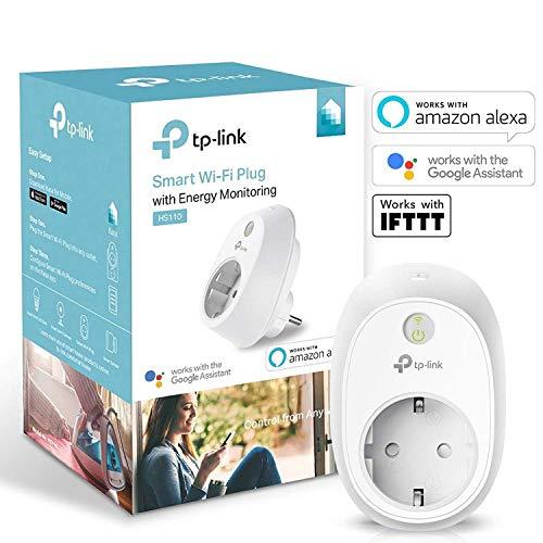 TP-Link HS110 - Wlan Steckdose (Alexa + Google kompatibel)