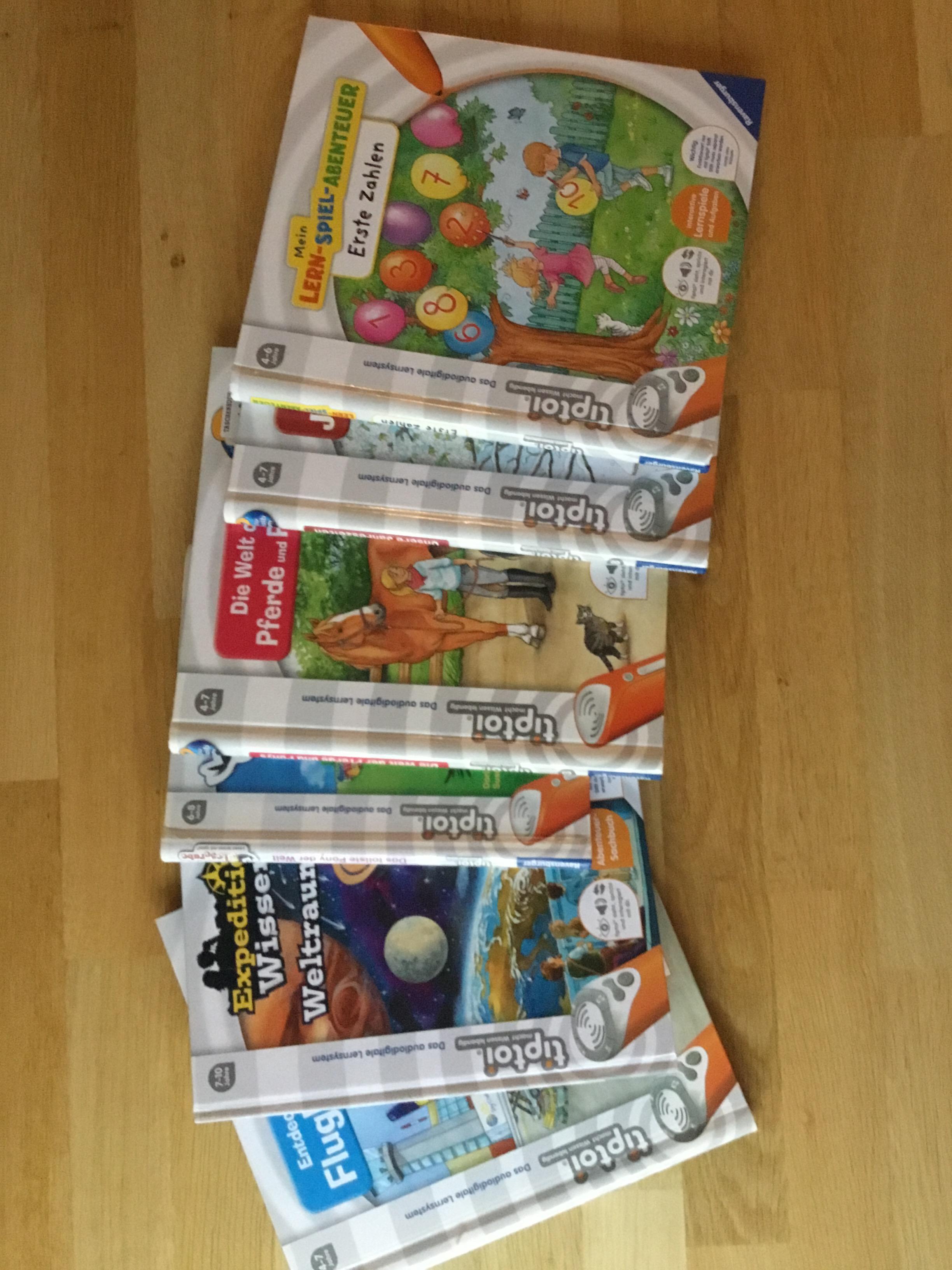 [Lokal] Tip Toi Bücher stark verbilligt bei Libro Neunkirchen