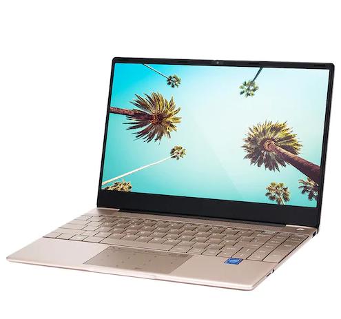 "KUU K2 Notebook, Metall Gehäuse, 14,1"" FullHD, 8 GB, 512 GB SSD, Windows 10 Pro"