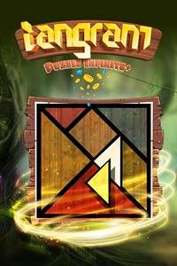 Tangram Puzzle INFINITE+ (XBox ONE/ PC) kostenlos im Microsoft Store oder auf Xbox One im Store