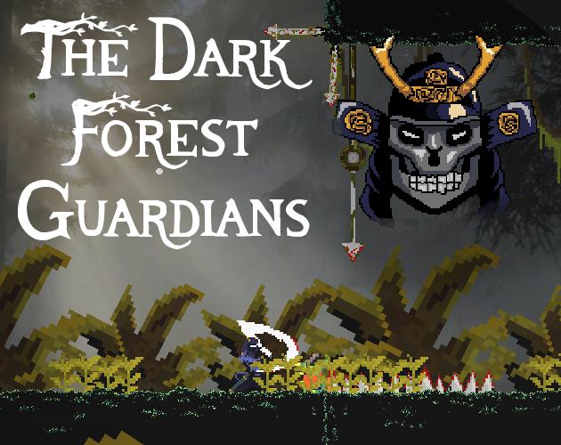 The Dark Forest Guardians (PC) kostenlos auf itch.io -Soulslike Action-Platformer-
