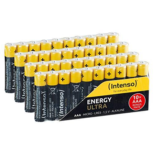 Intenso Energy Ultra AAA Batterien 40er Pack