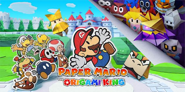 Paper Mario: The Origami King für Nintendo Switch um 44,99 bei Erscheinung