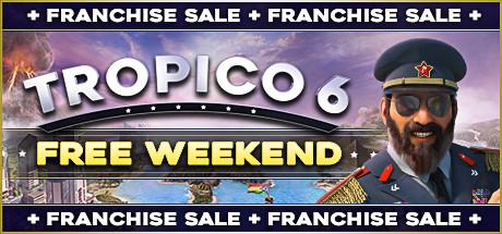 Tropico 6 kostenlos spielen bis 12. Juli im Steam Onlineshop