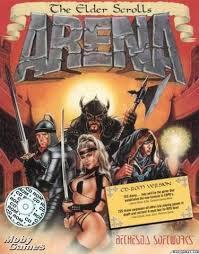The Elder Scrolls: Arena (PC) kostenlos - Der absolut erste Teil der Elder Scrolls Reihe- RETRO