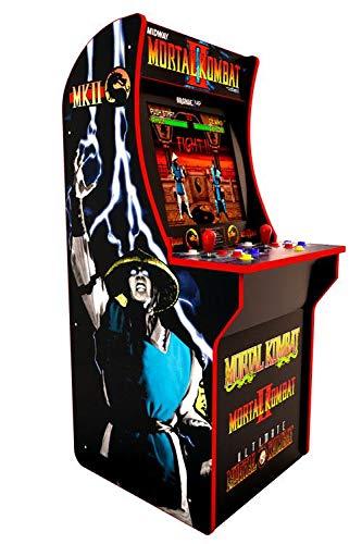 1UP Arcade Mortal Kombat Automat