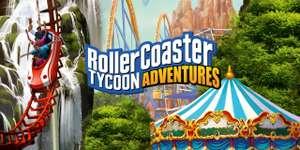 [Nintendo Switch] RollerCoaster Tycoon Adventures