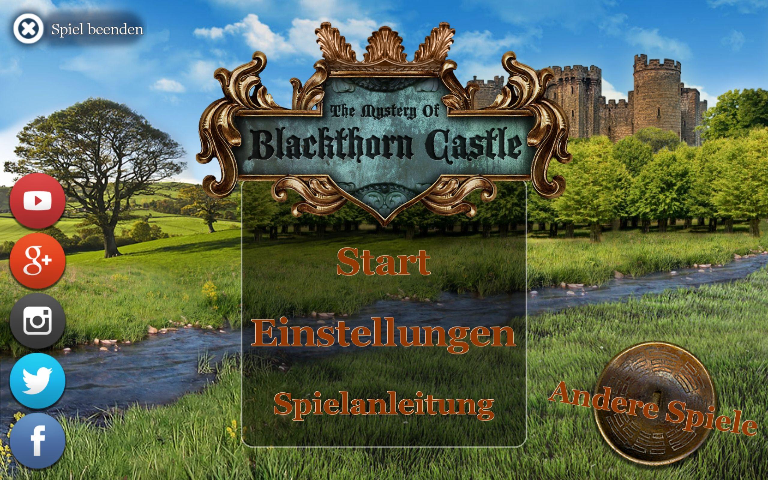 Das Geheimnis von Blackthorn Castle