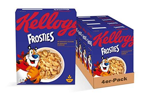 Kellogg's Frosties Cerealien   4er Vorratspack   4 x 330g