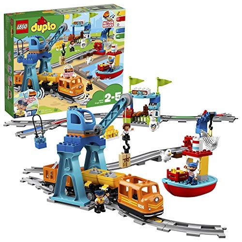 LEGO DUPLO Güterzug (10875) Kinderspielzeug