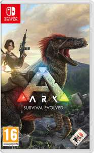 (SWITCH) ARK: Survival Evolved