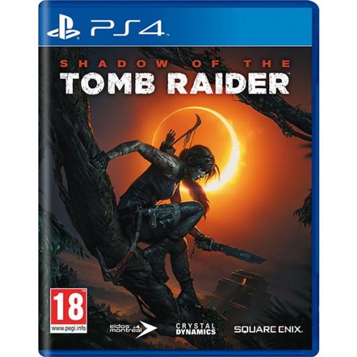 Shadow of the Tomb Raider für Playstation 4