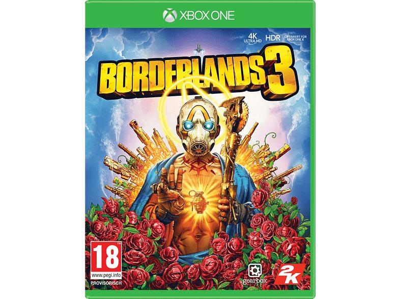 Borderlands 3 (XBOX One) zum Hammer(lock)preis bei Saturn und Media Markt