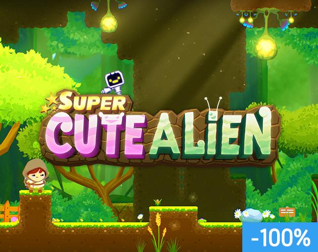 Super Cute Alien -Prologue- (PC) kostenlos auf itch.io