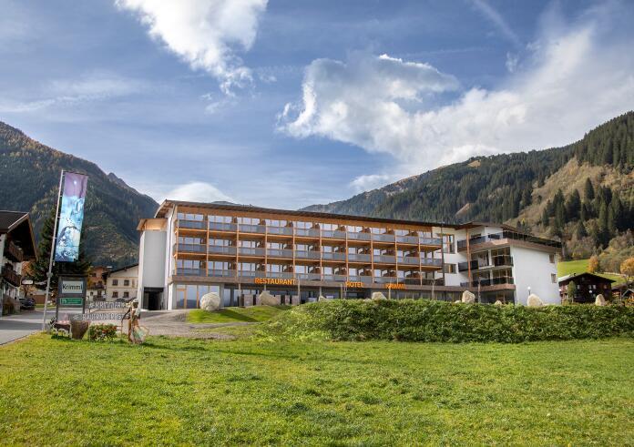 4*Hotel Krimml - 2 Übernachtungen inkl. Frühstück & 3-Gang-Menü für 2 Personen
