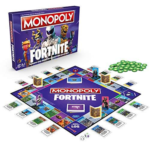 Monopoly Fortnite Edition oder Die Unglaublichen