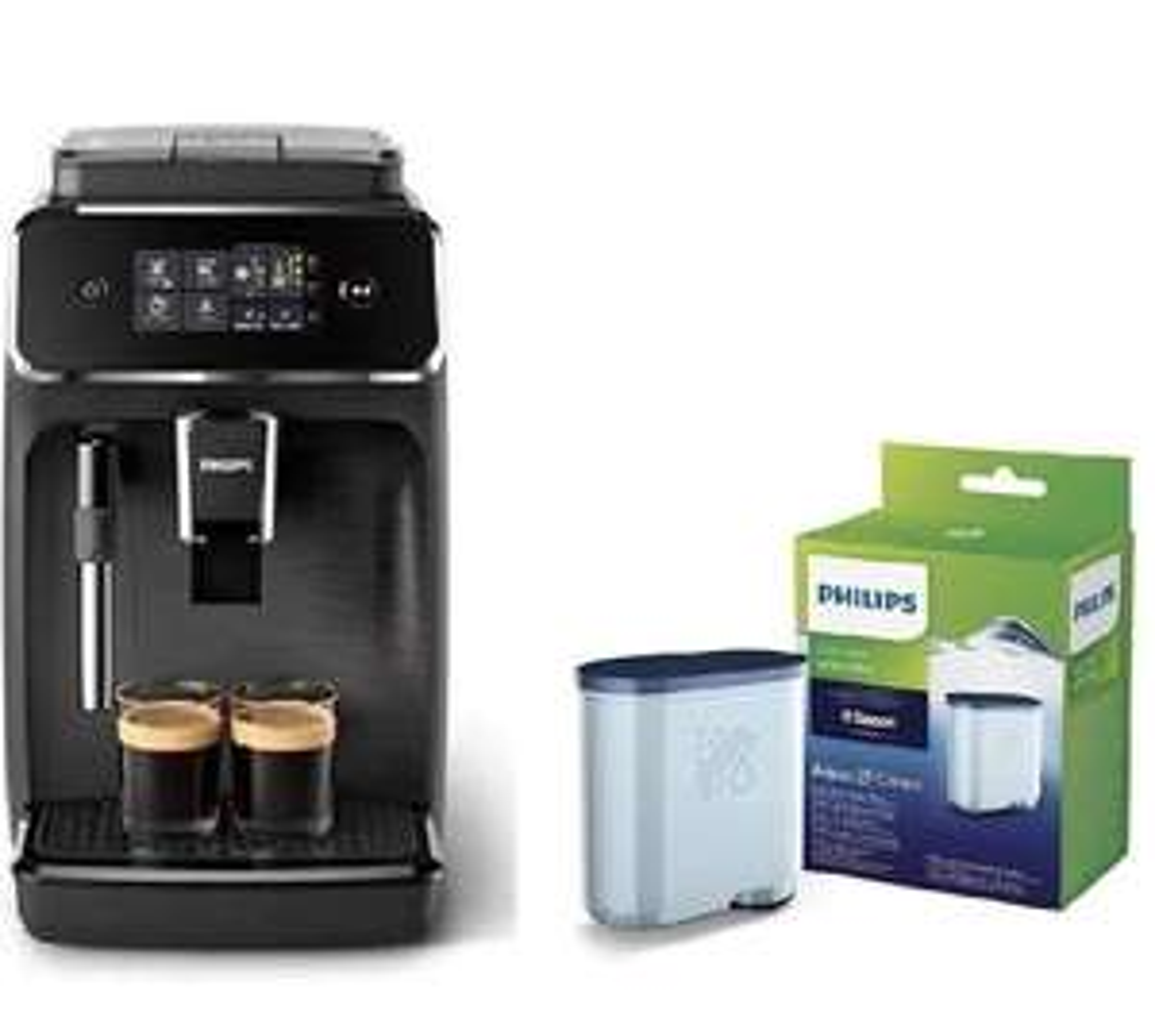 [Amazon] Philips EP2220/10 Kaffeevollautomat + 2x Aqua Clean Wasserfilter